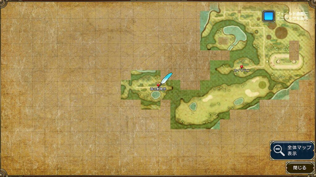 zoombed view of the world map in evenicle 2